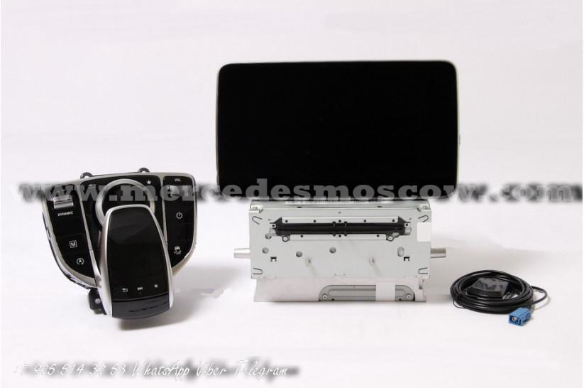 Штатная магнитола Мерседес GLC-Class X253